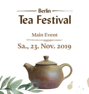 Berlin Tea Festival 2019 Flyer Image